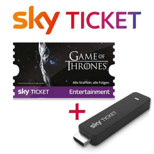 Agipini Sky Ticket Aktion